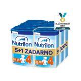 5+1 NUTRILON 4 (800g) - dojčenské mlieko