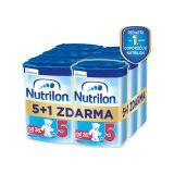 5+1 NUTRILON 5 (800g) - kojenecké mléko
