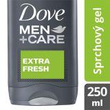 DOVE Men+Care Sprchovací gél pre mužov Extra Fresh 250 ml