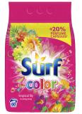 SURF Color Tropical (60 dávek) – prací prášek