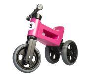 TEDDIES Rowerek Funny Wheels New Sport 2w1 nośność 50 kg, 18m+ – różowy