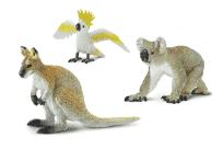 SAFARI Ltd. Tuba -  Zvieratá Austrálie (3 ks)