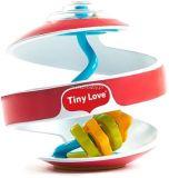 TINY LOVE Spirála Inspiral bludiště – červená