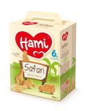 6x HAMI Safari dětské sušenky (180 g)
