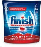 FINISH All-in-1 Max Soda 50 ks – tablety do umývačky riadu