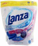 LANZA Total Power Spring Freshness 28 ks – gelové kapsle na praní