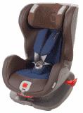 AVIONAUT Glider 2 Royal (9-25 kg) Fotelik samochodowy 2018 – brązowy/niebieski