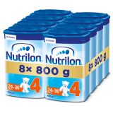 8x NUTRILON 4 (800g) - dojčenské mlieko