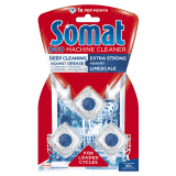 SOMAT Čistič umývačky 3 x 20 g
