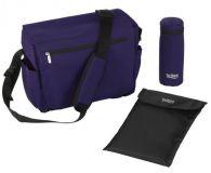 BRITAX Přebalovací taška, Mineral Purple 2018