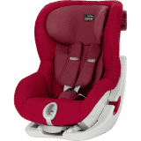 RÖMER Autosedačka King II (9-18 kg) – Flame Red 2018