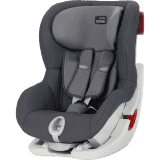 RÖMER Autosedačka King II (9-18 kg) – Storm Grey 2018