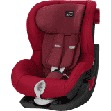 RÖMER Autosedačka King II Black (9-18 kg) – Flame Red 2018
