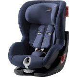 BRITAX RÖMER Autosedačka King II Black (9-18 kg) Moonlight Blue