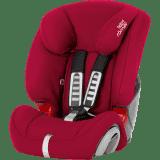RÖMER Autosedačka Evolva 123 (9-36 kg) – Flame Red 2018