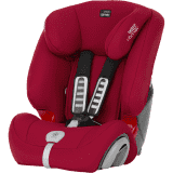 RÖMER Autosedačka Evolva 123 Plus (9-36 kg) – Flame Red 2018
