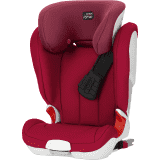 RÖMER Autosedačka Kidfix XP (15-36 kg) – Flame Red 2018