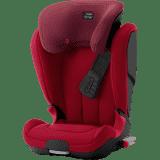 RÖMER Autosedačka Kidfix XP Black (15-36 kg) – Flame Red 2018