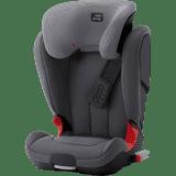 RÖMER Autosedačka Kidfix XP Black (15-36 kg) – Storm Grey 2018