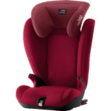 RÖMER Autosedačka Kidfix SL Black (15-36 kg) – Flame Red 2018