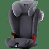 RÖMER Autosedačka Kidfix SL SICT Black (15-36 kg) – Storm Grey 2018