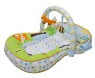 SUMMER INFANT Textilní lehátko 3v1