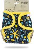 PETIT LULU Svrchní kalhotky (4-15 kg) patentky – Poklady oceánu