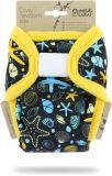 PETIT LULU Svrchní kalhotky novorozenecké (2-6 kg) suchý zip – Poklady oceánu