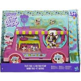 LITTLEST PET SHOP Set cukrárske auto