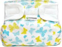 T-TOMI Abdukčné ortopedické nohavičky (3-6 kg) – butterflies
