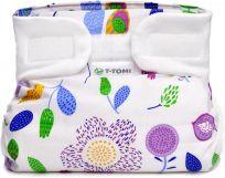 T-TOMI Abdukční kalhotky (5-9 kg) – flowers