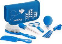 MINILAND Sada hygienická Baby Kit – Blue