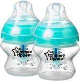 TOMME TIPPEE Kojenecká láhev Advanced Anti-Colic 2 ks, 150 ml (0m+)