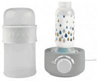BEABA Ohrievač dojčenských fliaš Babymilk Second sivá