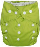 G-MINI Plienkové nohavičky UNI - zelená