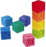 WIKY Klocki składane ze zwierzątkami 9 szt.