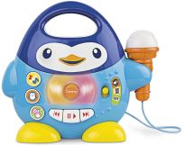 WIKY Hudební přehrávač tučňák