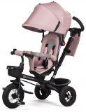 KINDERKRAFT Dětská tříkolka Aveo – Pink
