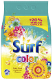 SURF Color Fruity Fiesta 3,9 kg (60 dávek) – prací prášok