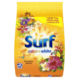 SURF Color+White Hawaiian Dream 3,9 kg (60 dávek) – prací prášok
