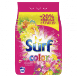 SURF Color Tropical 5,2 kg (80 dávek) – prací prášok