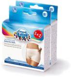 CANPOL BABIES Multifunkční kalhotky po porodu 2 ks S/M 1+1