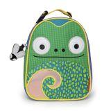 SKIP HOP Zoo batôžtek desiatový Chameleon 3+