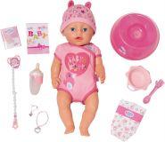 ZAPF Panenka Baby Born holčička