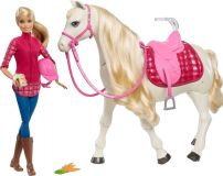 MATTEL BARBIE Dream horse – kôň snov