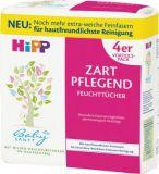3x HIPP Babysanft Ultra sensitive (4x) 52ks - vlhčené ubrousky bez parfému