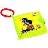 BINO Baby Krtek knížka textilní