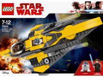 LEGO® Star Wars TM Anakinov jediský Starfighter™