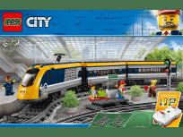 LEGO® City Osobný vlak