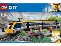 LEGO® City 60197 Pociąg pasażerski